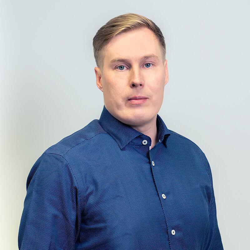 Sakela Rakennus Oy - Yhteystiedot - Ville Alasalmi